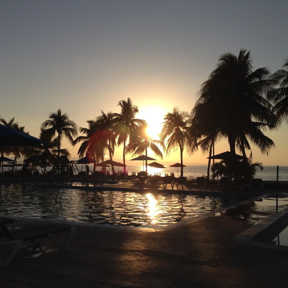 haiti-sunset
